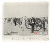 Фотогравюра «Подавление индийского восстания англичанами» Василия Верещагина
