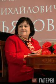 Лауреат премии им. П.М. Третьякова М.В. Агеева