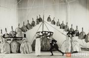 Сцена из балета «Ода». 1928
