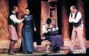 Сцена из спектакля Галины Волчек «Пигмалион»