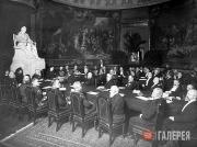 Заседание Совета Императорской Академии художеств