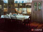 Столовая в доме Флоренс Грисуолд