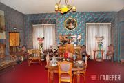 Интерьеры музея Кардена