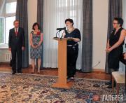 Натэлла Войскунская, ответственный секретарь журнала «Третьяковская галерея»