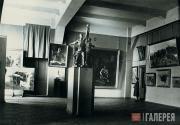 Выставка к Ленинским дням в Доме Красной Армии