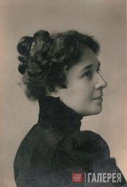 Вера Павловна Зилоти. Конец 1890-х