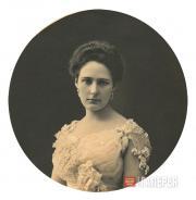 Е.А. Балина. 1898