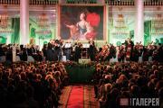 Праздничный концерт в честь 150-летия ГТГ в Колонном зале Дома Союзов