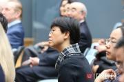 Советник по культуре посольства КНР в РФ госпожа Гун Цзяцзя
