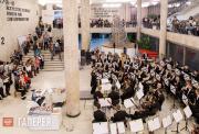 В Третьяковской галерее на Крымском Валу на выставке «Айвазовский»