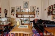 Интерьер кабинета Л.Н. Толстого в Музее-усадьбе Л.Н. Толстого «Ясная Поляна»