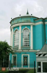 Московская государственная картинная галерея Народного художника Ильи Глазунова.