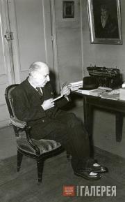 И.К. Крайтор. Париж. 1949