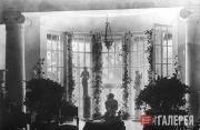 Полуротонда Зимнего сада. 1910-е