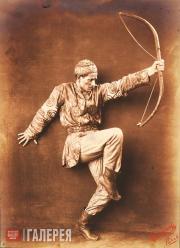 Адольф Больм – Половчанин (Главный воин). «Половецкие пляски». 1909