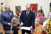 В.В. Путин в Галерее искусств Зураба Церетели