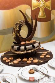 Торт–победитель конкурса кулинаров