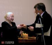 Лауреат премиии Н.Г.Соколова и президент Фонда В.М.Бехтиев