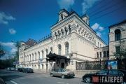 Дом С.М.Третьякова на Пречистенском бульваре.  Фото 2004 г.