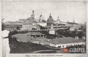 Вид Троице-Сергиевой Лавры с юго-восточной стороны. 1900-е