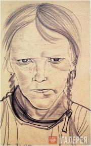 Рисунки Бориса Григорьева