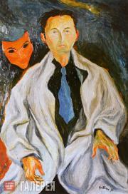 Ренато ГУТТУЗО. Портрет хирурга Гуэльмо Паскуалино. 1935