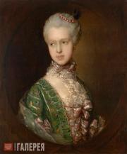 Гейнсборо Томас. Элизабет Роттеслей, в замужестве герцогиня Графтон. 1764–1765