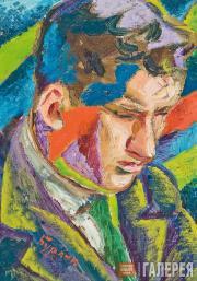 Бурлюк Давид. Виктор Пальмов. 1921