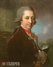 Портрет И.М.Яковлева. 1800
