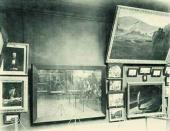 Экспозиция зала H.H. Ге в Третьяковской галерее. 1902. Зал № 6