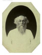 H.H. Ге. Начало 1880-х. Фотография