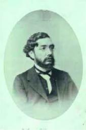 Alexander Hilferding. 1860s