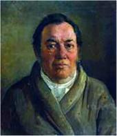 Н.Н. ГЕ. Портрет О.Н. Ге. 1855