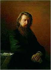 Портрет А.А. Потехина. 1876