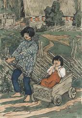 «Дурак и дурочка», прибаутка. 1890-е