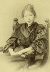 М.В. Якунчикова. Фото. Конец 1880-х