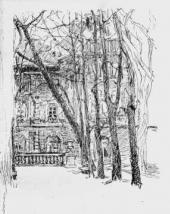 М.В.ЯКУНЧИКОВА. Неизданный этюд. Воспроизводится по: «Весы». 1905. №1