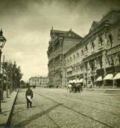 Москва. Политехнический музей. Фото. Конец 1890-х – начало 1900-х