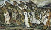 Дома. Около 1920–1921