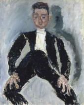 Шафер. Около 1924–1925