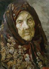 Н.А. ПЛАСТОВ. Катерина Андреевна. 1970