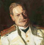 Портрет В.А. Теляковского. 1901