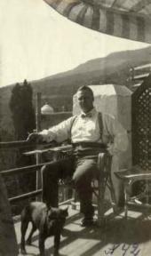 Ф.И.Шаляпин. Фотография. 1920-е