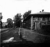 Дом в Старово. Фотография. 1900-е