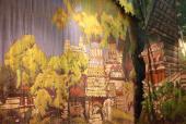 Град-столица Оригинальная декорация III действия к опере «Золотой петушок»