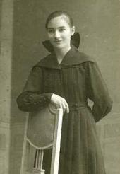 С.К. Крайтор, сестра И.К. Крайтора. Начало 1920-х