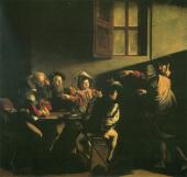 Призвание Апостола Матфея. 1599