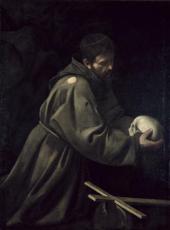 Св. Франциск. 1606