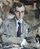 Портрет Н.Н. Евреинова. 1920-е