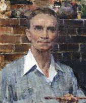 Автопортрет. 1948
